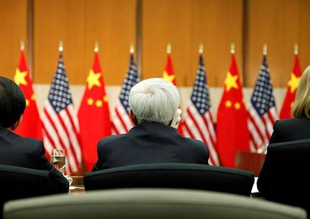 中国外交部:中美执法合作是两国关系的重要组成部分