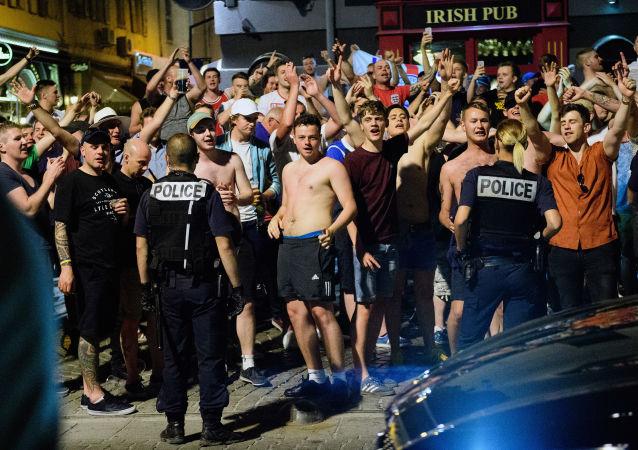 法內政部:從2016年歐洲杯開始在法共323人被捕