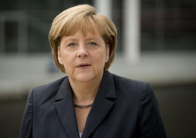 德国总理默克尔12日开启访华之路