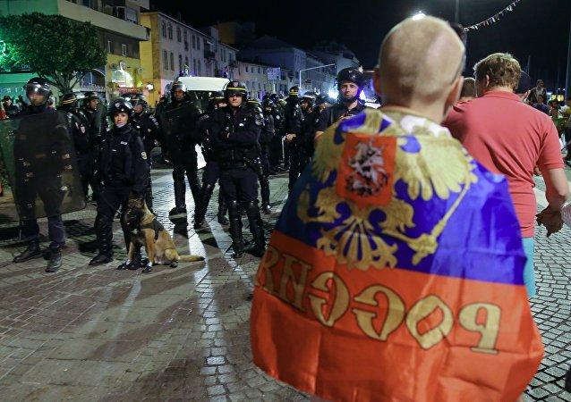 媒體:馬賽8名被警方拘捕者中或有俄球迷