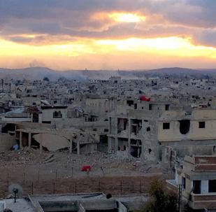 俄专家:美国已制定分裂叙利亚的计划