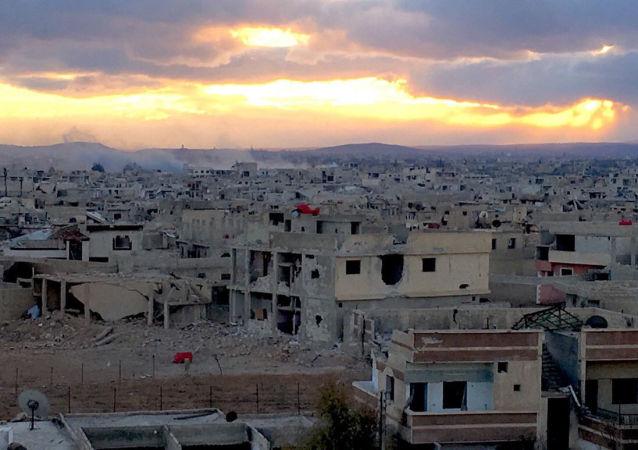 俄国防部:加入停火进程的叙利亚居民点已增至178个