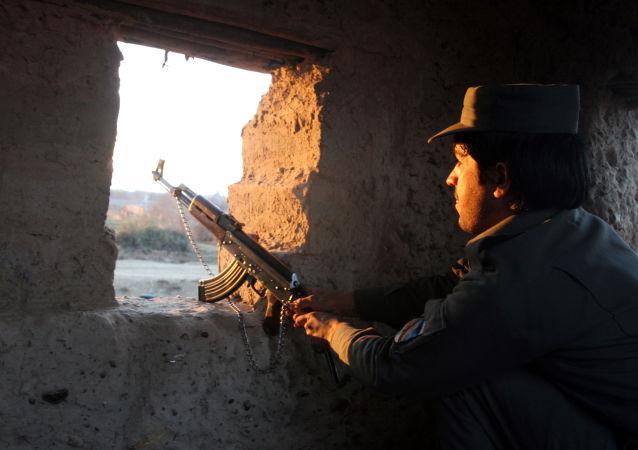 俄外交部:近十年内俄制武器在阿富汗无法被替代
