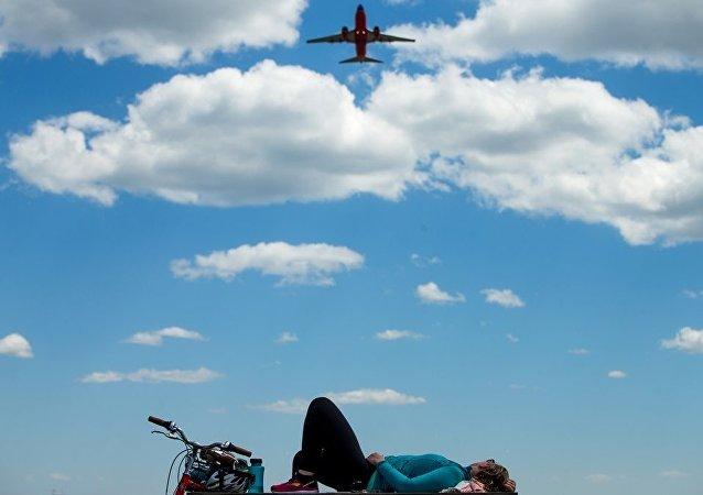 俄产应用SkyGuru有助于战胜飞行恐惧