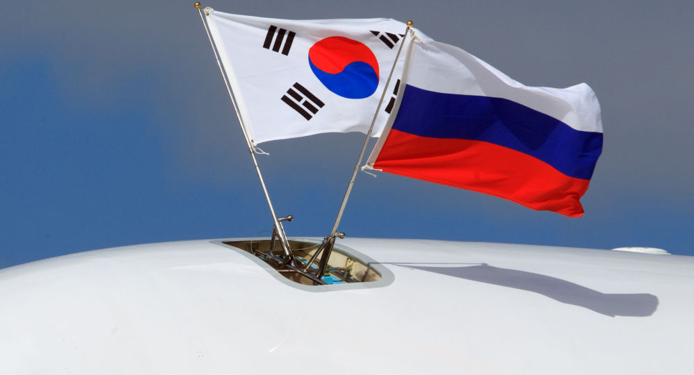 俄韩两国贸易额接近250亿美元
