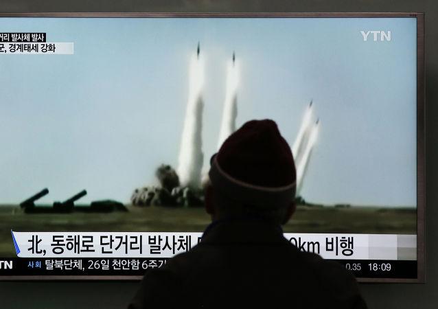 俄专家:朝鲜或为本国弹道导弹制造核弹头