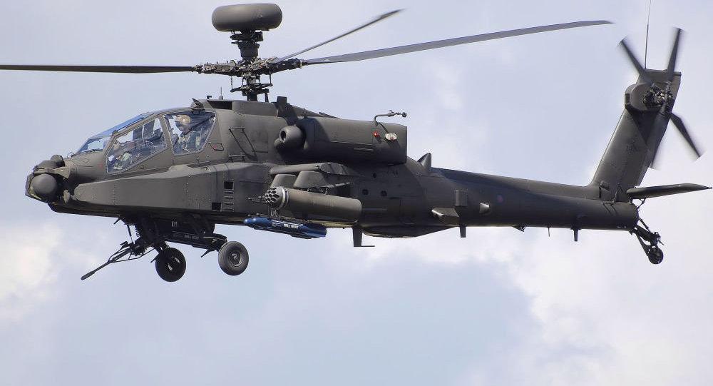美國一架軍用直升機/資料圖片/