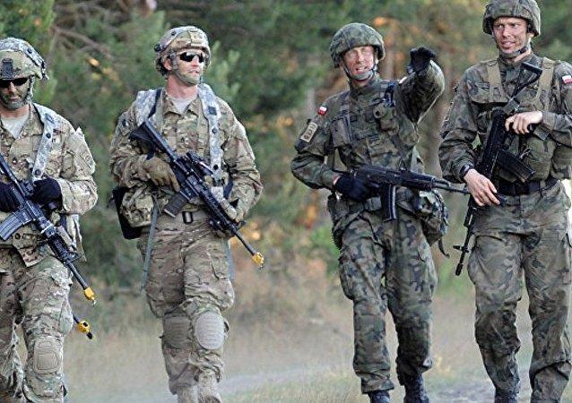北约2017年初或在波兰和波罗的海国家部署四个营的兵力