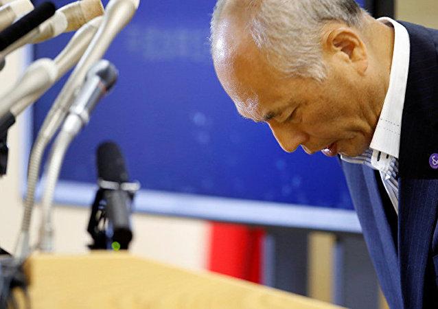 日本东京都知事称愿因资金丑闻辞职