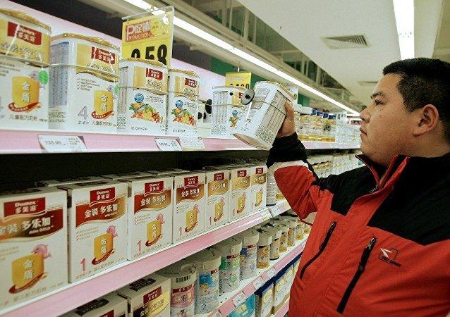 媒体:中国2022年前将成为全球最大乳制品消费国