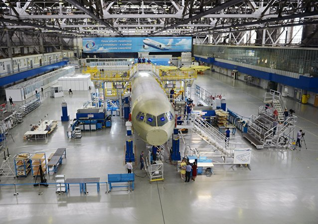 伊尔库特科学生产集团获得175架MC-21客机订单