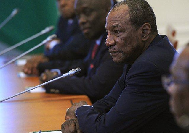 """几内亚愿意成为俄罗斯进入西非市场的""""切入点"""""""