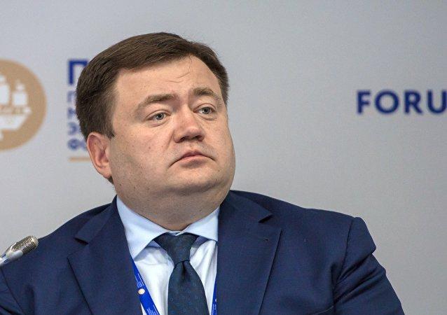 俄罗斯国家出口中心总经理彼得·弗拉德科夫