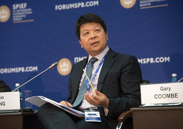 华为总经理:我们在俄罗斯的发展也为当地社会带来了更多的利益