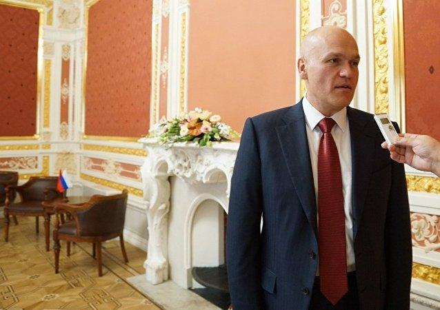 俄罗斯国际象棋联合会主席安德烈•菲拉托夫