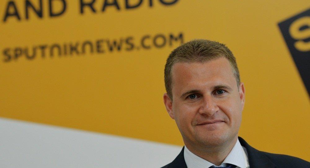 俄羅斯遠東地區發展基金會董事長阿列克謝·切庫科夫