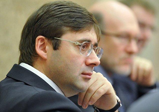 俄罗斯央行第一副行长谢尔盖·什韦佐夫
