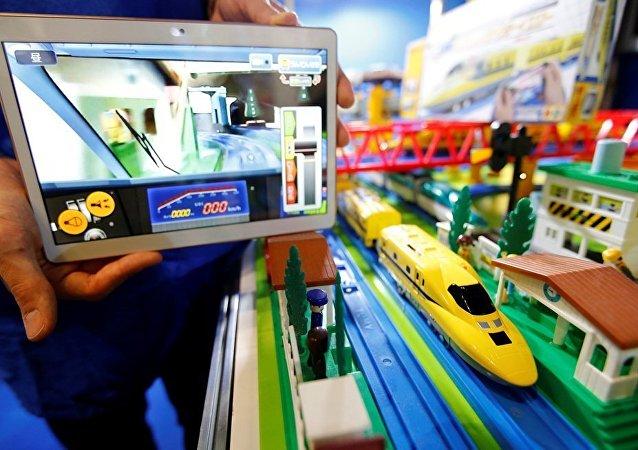阿里巴巴平台上首先出现的俄产品将是儿童食品与玩具