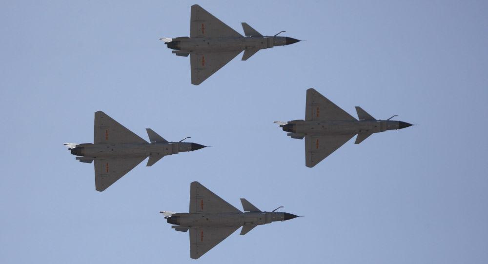 中国升级中印边界空中力量