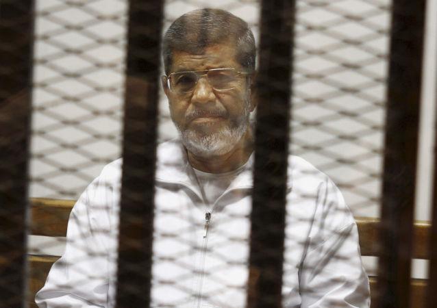 埃及前总统为卡塔尔进行间谍活动罪名成立被判处无期徒刑