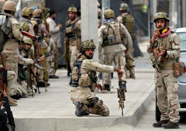 媒体:阿富汗副总统在塔利班伏击中受轻伤