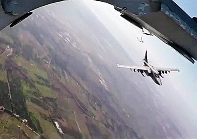 俄国防部:俄美就防止在叙领空发生事故进行了讨论