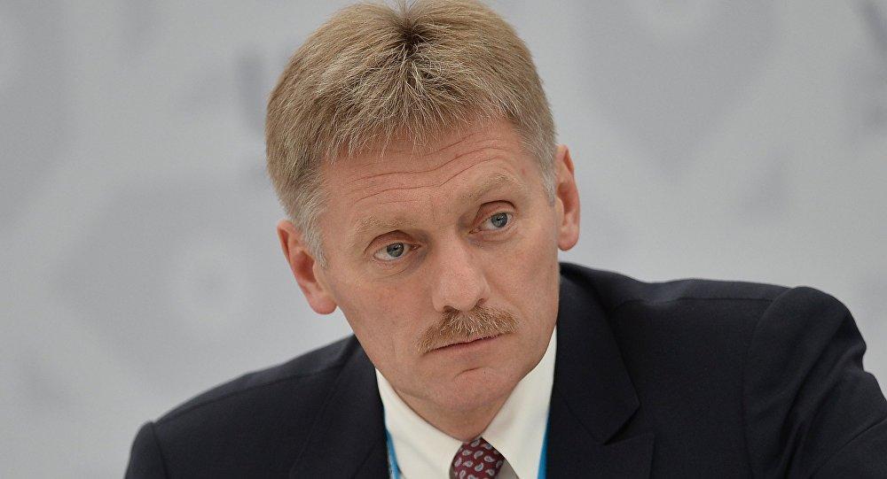 俄总统新闻秘书:一名儿童在电视转播中被击倒应引起监管部门的行动