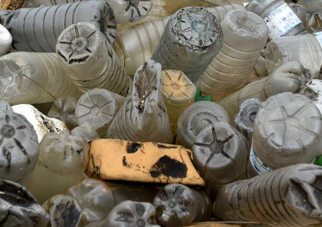 媒体:中国在加强塑料污染治理