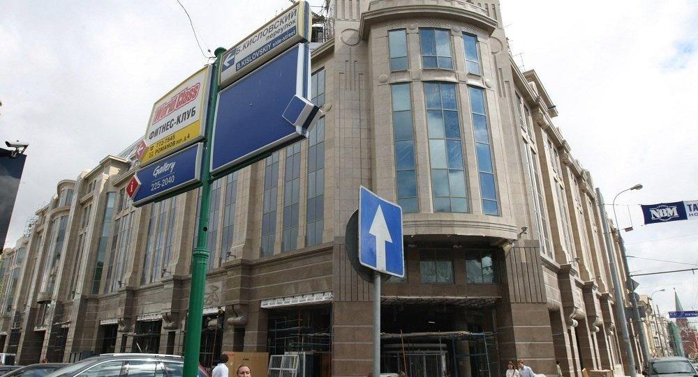 中国复星国际或收购莫斯科市中心的商务中心