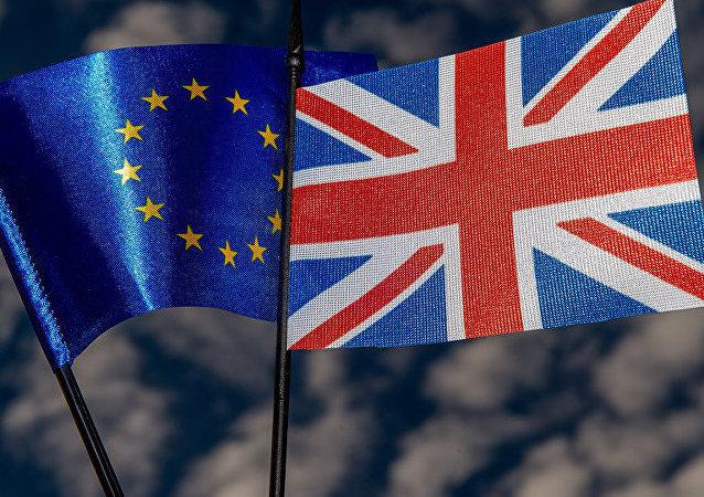 """媒体:若欧盟不签贸易协议英国或拒付""""脱欧费"""""""