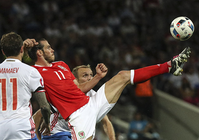 威尔士3:0战胜俄罗斯