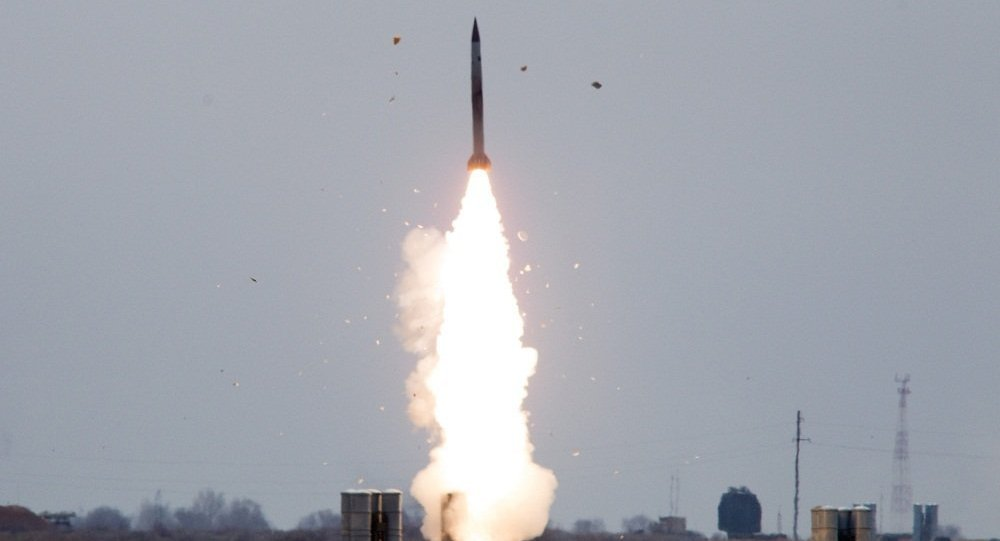 俄罗斯成功试射短程反弹道导弹