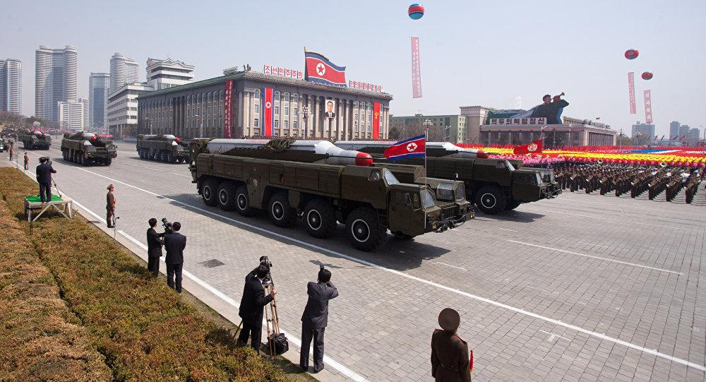 媒体:特朗普认为朝鲜是美国主要威胁