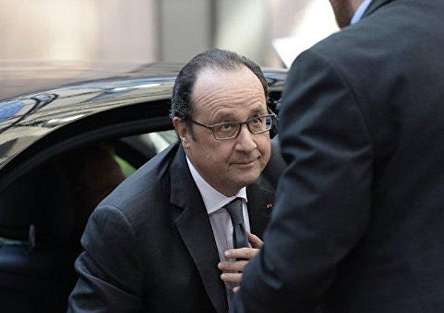 法国总统指出乌克兰问题明斯克协议的落实取得进展