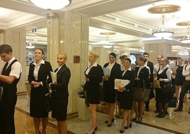 海南航空开始招聘俄罗斯籍工作人员