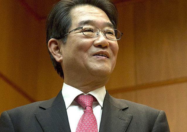 日本政府代表原田亲仁