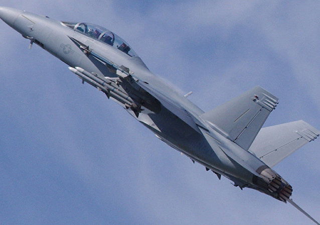 F/A-18大黄蜂战斗轰炸机