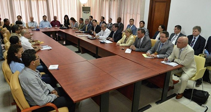 哥伦比亚政府和革命军达成结束军事冲突协议