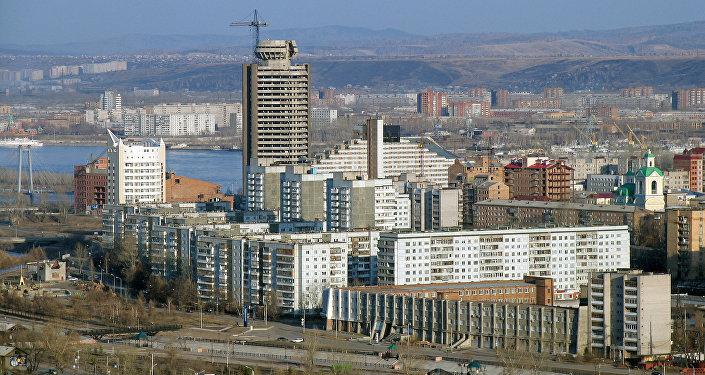 媒体:俄警方因接到炸弹报警封锁克拉斯诺亚尔斯克中国商城