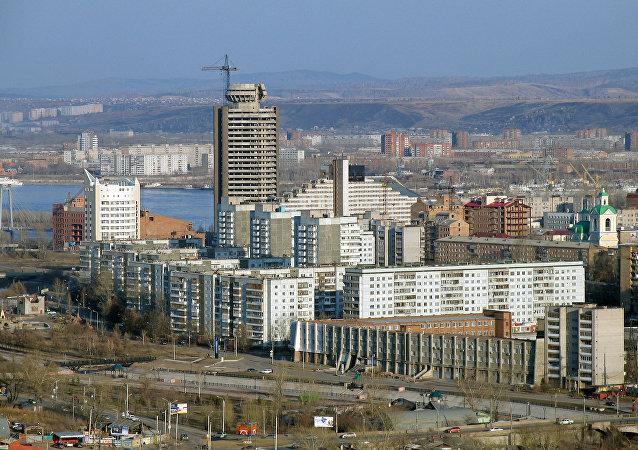 克拉斯诺亚尔斯克边疆区