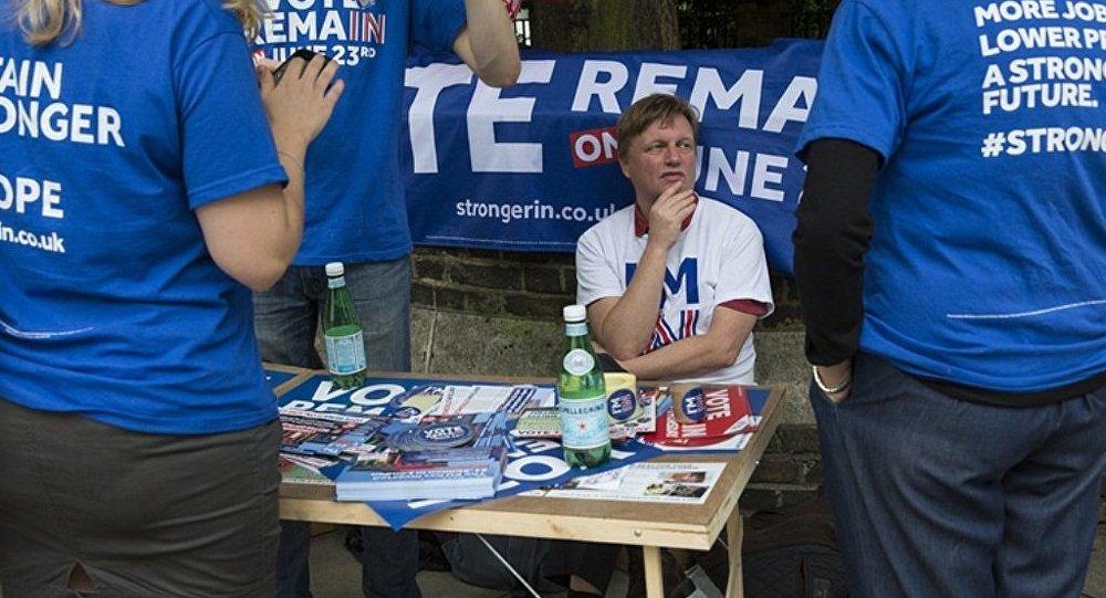 媒體:英國脫歐公投最終投票率為72.1%