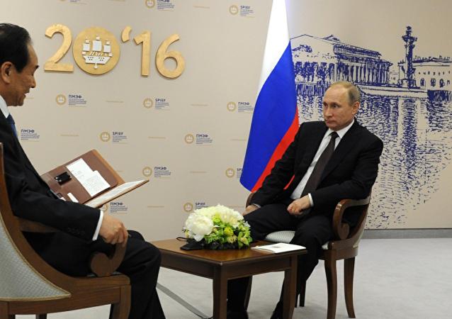 普京:新成员加入上合组织将为解决国际问题创造条件