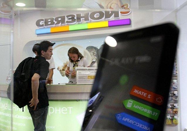 俄手机零售商征集6000份购买中国小米手机的预售订单