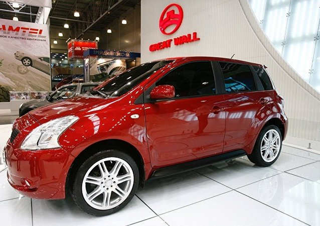 中国长城汽车正退出俄市场