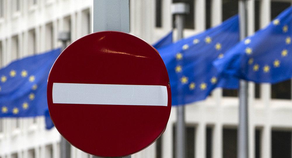 消息人士:欧盟决定将对俄制裁延长半年