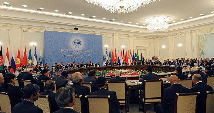 上合组织成员国外长将于阿斯塔纳讨论印巴加入上合组织事宜