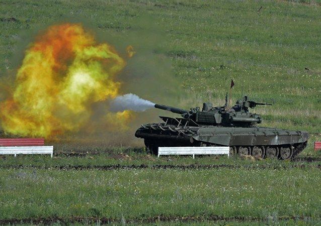 俄国防部:俄中等国参加国际装甲车大赛