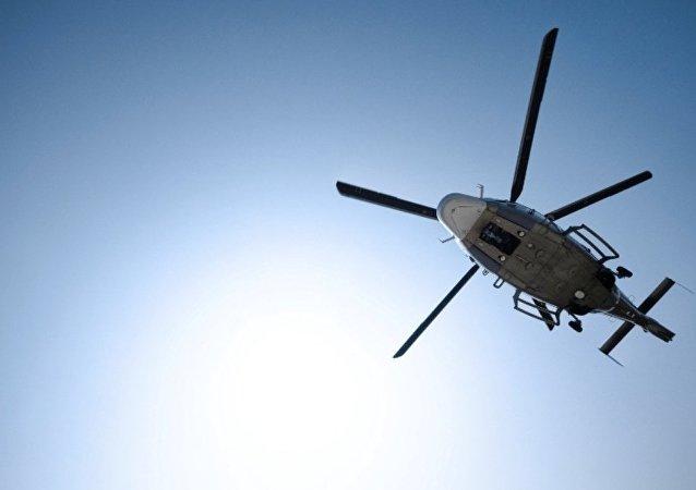 俄外交部:被塔利班劫持的米-17机组人员包括俄公民未受到任何威胁