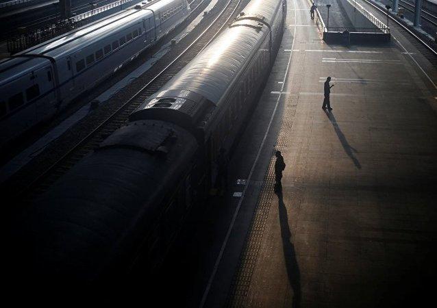 俄副总理希望圣彼得堡-莫斯科-喀山高铁在2027年前开通