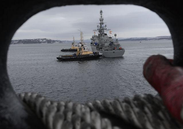 俄海军将拥有数艘核动力水面军舰